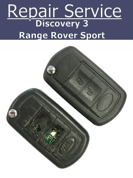 Discovery 3 LR3 Land Rover Key Repair Service